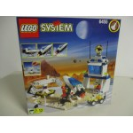 LEGO SYSTEM 6455 USATO 100 % COMPLETO SPACE SIMULATION STATION