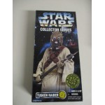 "STAR WARS 12"" ACTION FIGURE TUSKEN RAIDER packaged with wrong weapons"