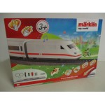 MARKLIN 29300 my world scala HO incl Batterie nuovo TRENO ICE DB