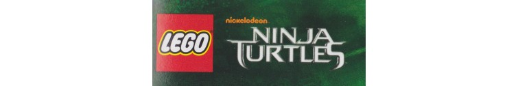 LEGO MUTANT NINJA TURTLES
